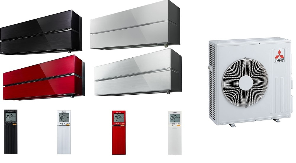 Кондиционеры и сплит-системы Mitsubishi Electric: виды, особенности
