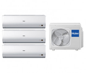 Мультисплит-система Haier 3U19FS1ERA(N)/AS07BS4HRA/AS07BS4HRA/AS07BS4HRA